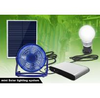 Mini Solar Lighting System Image