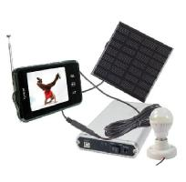 Mini Solar TV/Light Kit Image